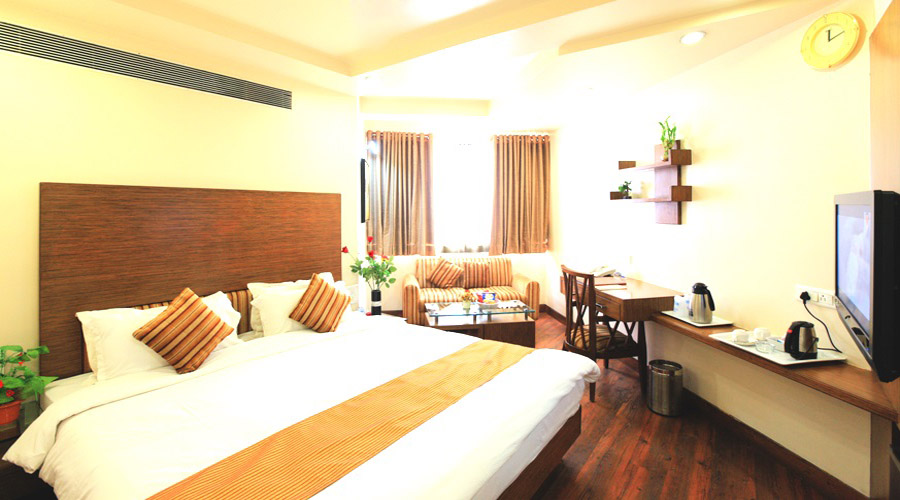 Luxury Hotel in Raipur